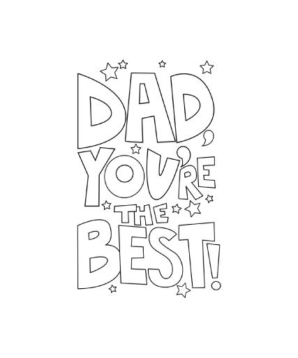 dad-your-the-best-card-printable