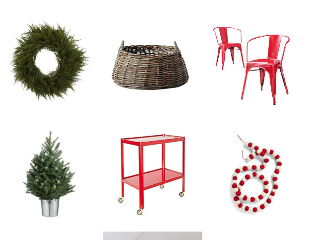 deck your halls with some modern holiday decor