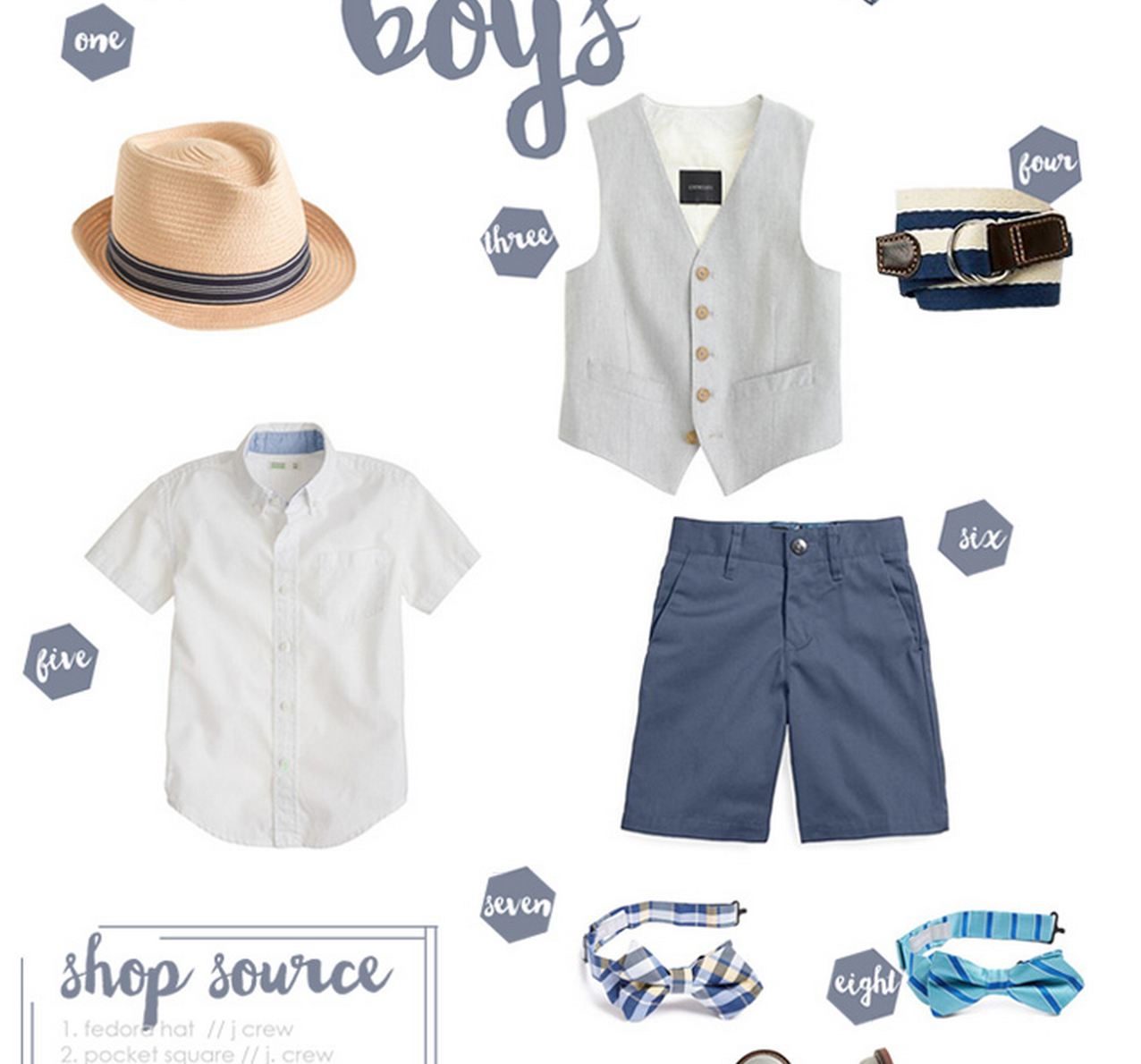 easter outfit for the boys