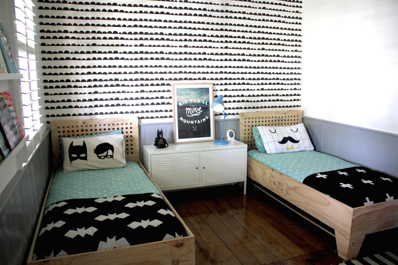 Inrichten Slaapkamer Spelletjes : Kinderkamer delen inspiratie tips voor het inrichten van de