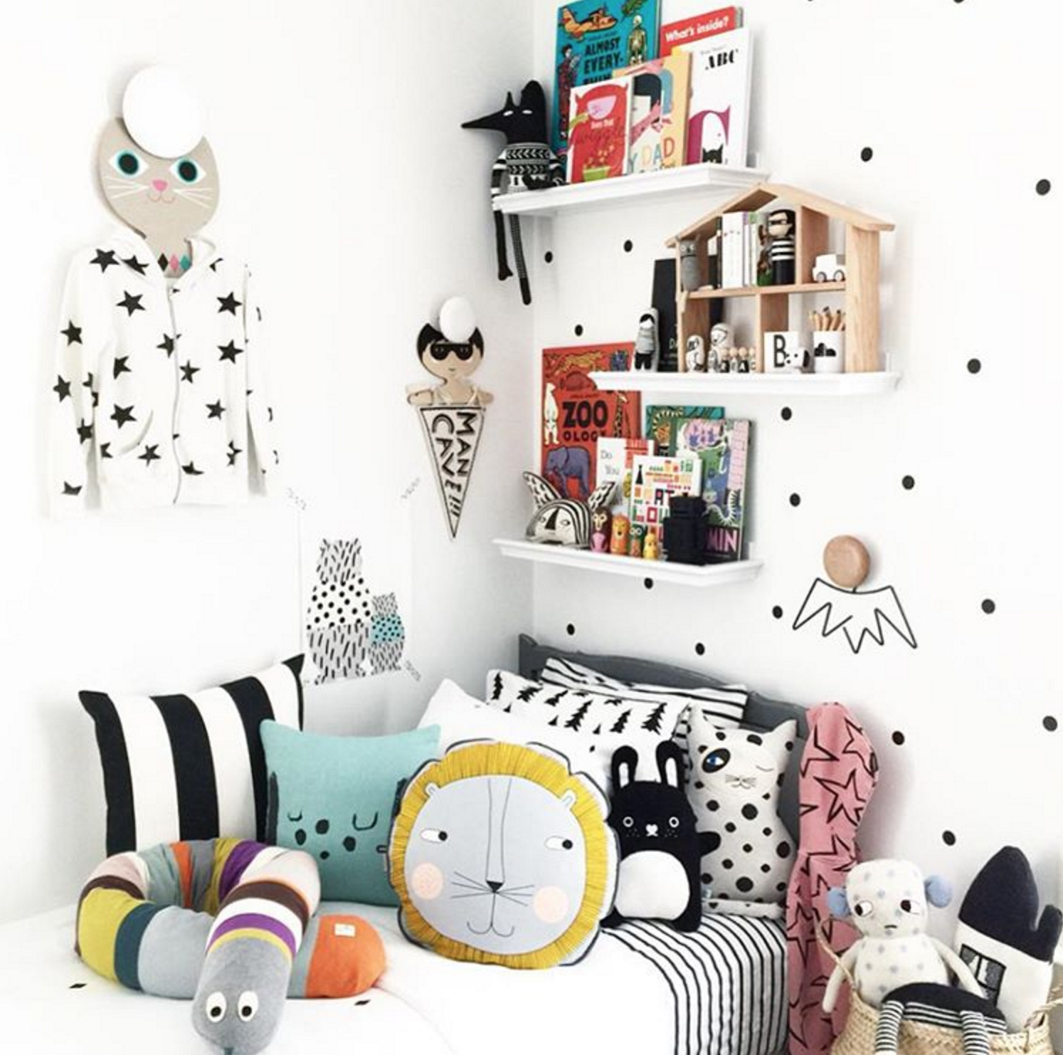 3 Tips for Styling a perfectly imperfect Nursery or Kids ...