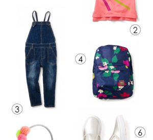 5 Back to School Looks from dressy to play!