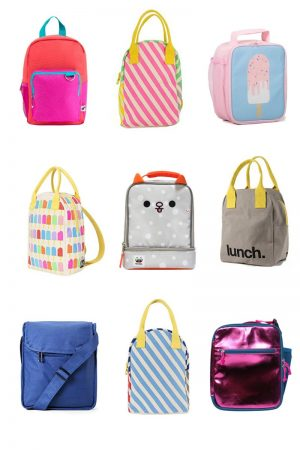 Lunch Bag Round up…back to school favorites