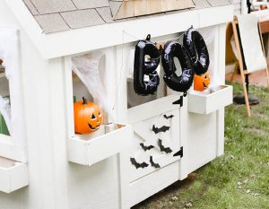 Haunted Playhouse Halloween Party