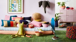 Family Abode: bring in the color