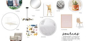 Gift Guide: for the LITTLE ROOMS