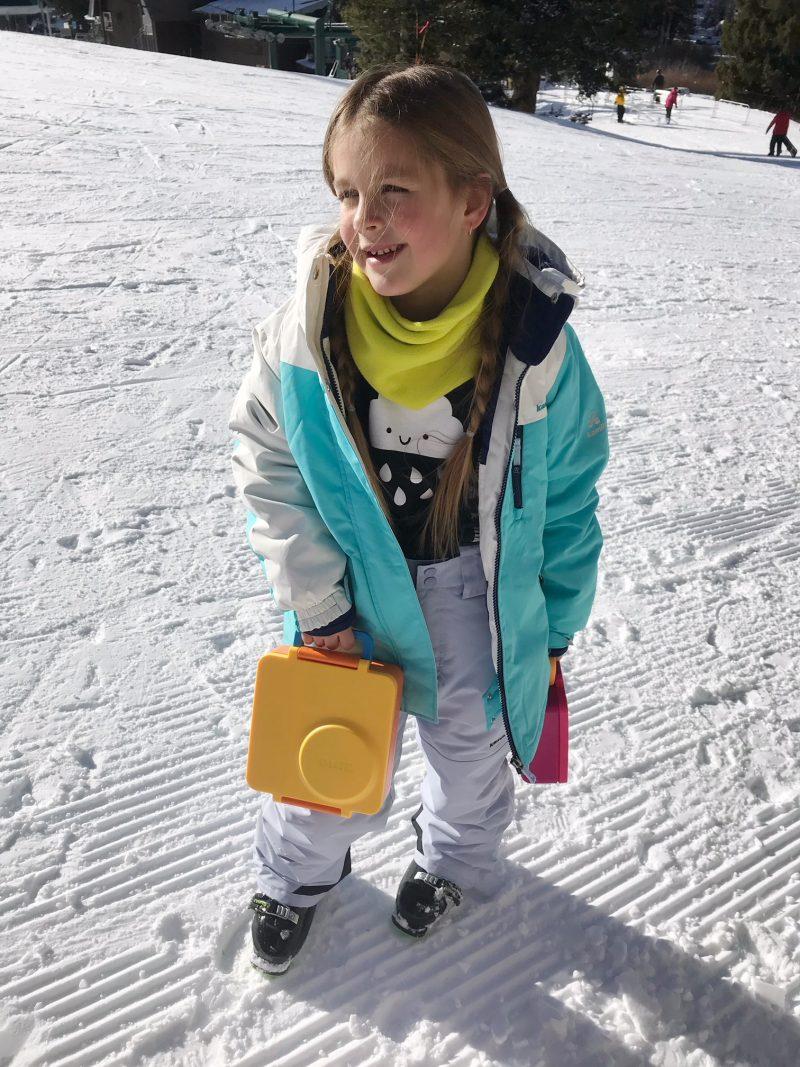 family fun ski with brighton resort + omie life
