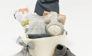 The Perfect Gifts for New Baby With Bonjour Baby Baskets