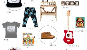 Gift Guide: For the little boys