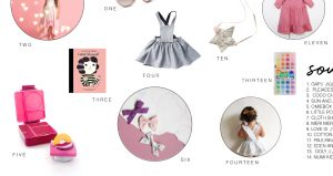 Valentine Gift Guide for the LITTLE GIRLS
