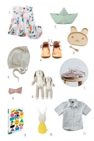 Easter Gift Guide for the little Babes