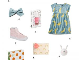 Easter Gift Guide for the girls
