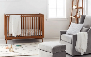 West Elm x PBK  together launch a baby/kids collection