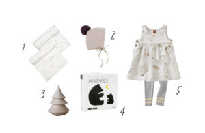 Holiday gifts for the LITTLE BABES