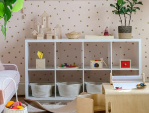 Modern Playroom Magic