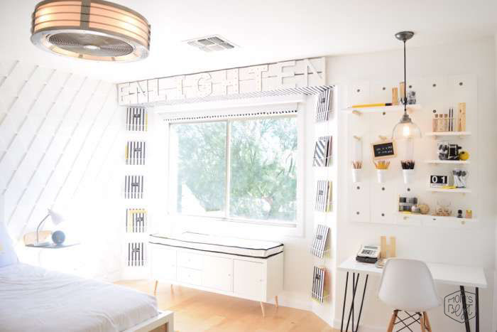 Mid Century Modern Kids Space The Big Reveal Destination