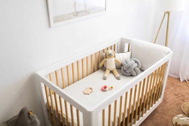 Clean Modern Nursery