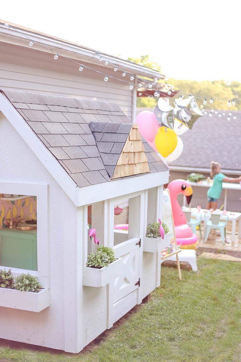 playhouse fun
